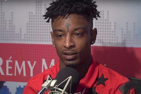 Rapper 21 Savage Has Become Way Richer Ever Since He