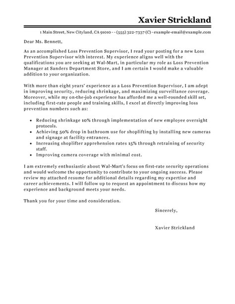 Supervisor Accomplishments Exles by Outstanding Emergency Services Cover Letter Exles