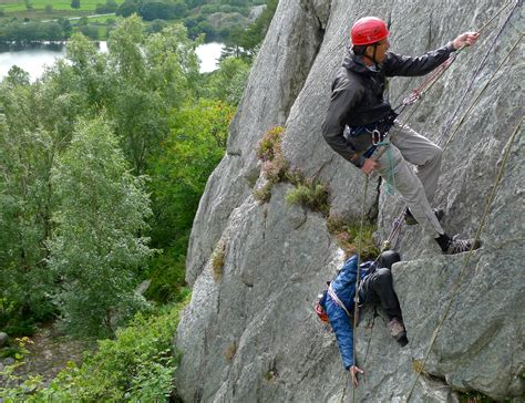 Improvised Rescue For Climbers Climb Mountains Blog