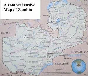 The Zambian Map