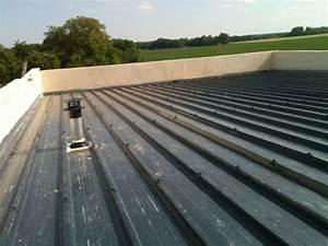 comment construire toit plat With comment construire un toit terrasse