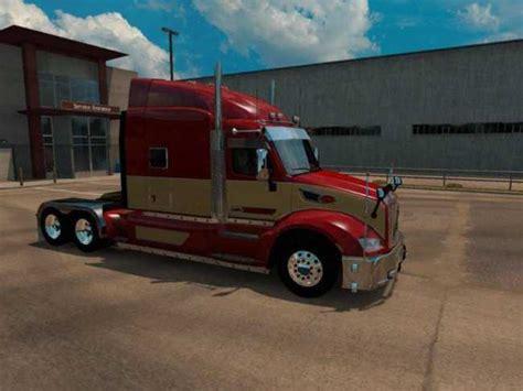 peterbilt 579 enhanced updated 1 30 x ets2 mods truck simulator 2 mods ets2mods lt