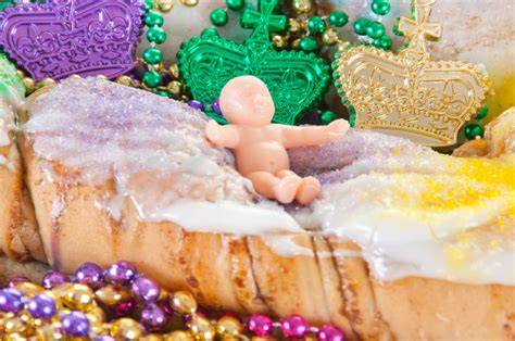 sweets  orleans king cake  eats
