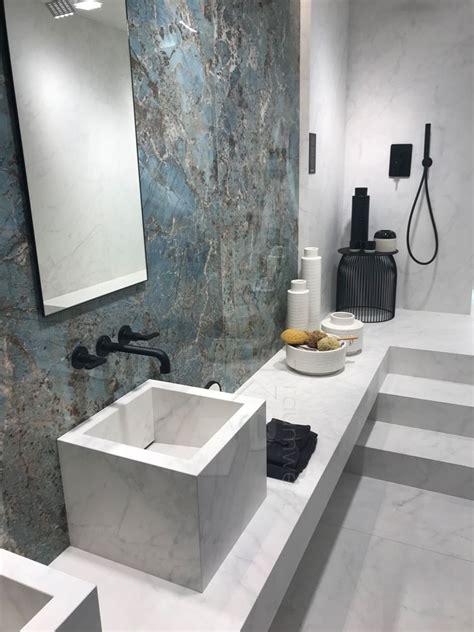 Moderne Badezimmer Fliesen Höhe by Neue Steinoptikserie In Sechs Verschiedenen Farben Farben