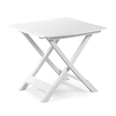 tavoli plastica giardino tavolo plastica da esterno