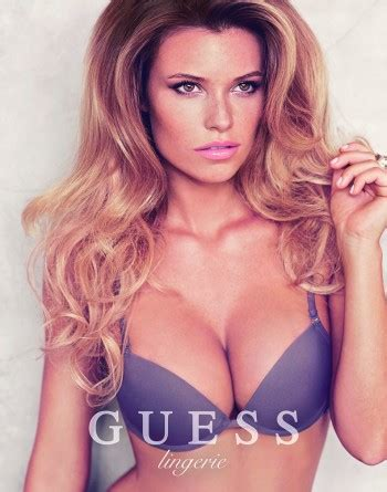 Guess Lingerie Spring/Summer 2014 Campaign   Page 2 ...