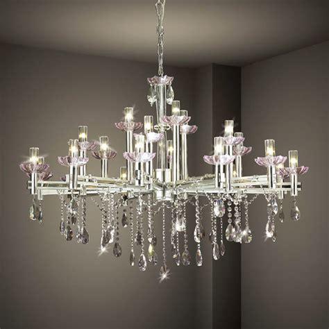Chandelier Inspiring White Modern Chandelier Dining Room