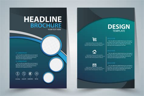 adobe illustrator brochure templates brochure