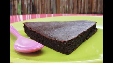 fondant chocolat sans beurre sans sucre recette light