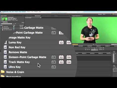 chroma key télécharger adobe premiere cc 2015