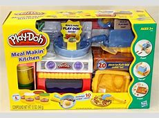 PlayDoh Meal Making Kitchen Play Set