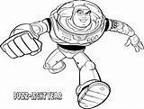 Buzz Lightyear Printable Coloring Among Colouring Toy Story Characters Talking Wait Fans Making Years Movie sketch template