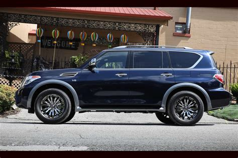 2018 Nissan Armada Platinum Reserve Is Not A Credit Card