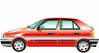 Clip Clipart Vector Cars Animated Cliparts Skoda