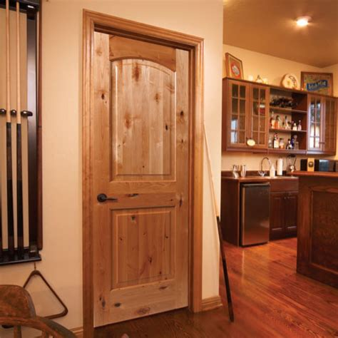 alder wood doors why are knotty alder interior doors being so popular among