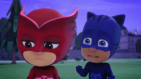 pj masks english episode  owlettes terrible