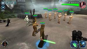 Eau002639s Star Wars Galaxy Of Heroes U002639is Not The Mobile Game