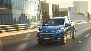 Chevy Spark Gets A Facelift For Mexico GM Authority