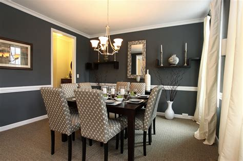 Dining Room Accent Wall Colors Theamphlettscom