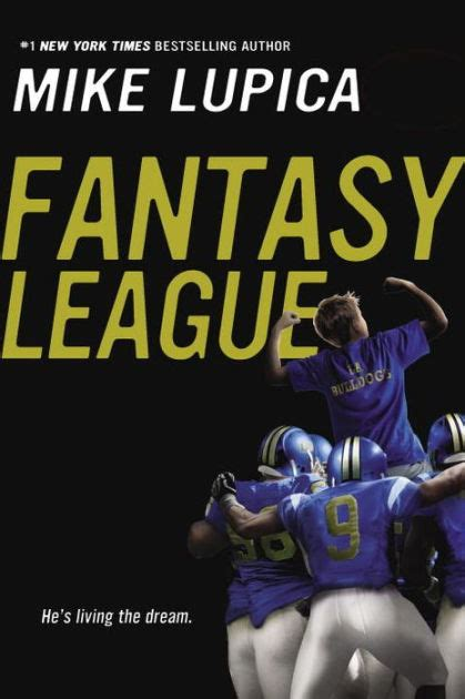 Fantasy League By Mike Lupica, Paperback  Barnes & Noble®