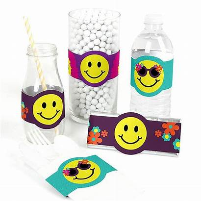 Hippie Decorations Favors Supplies Theme Groovy 1960s