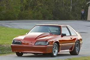 This Procharged Small Block 1990 Mustang in Dangerously Fast - Hot Rod Network
