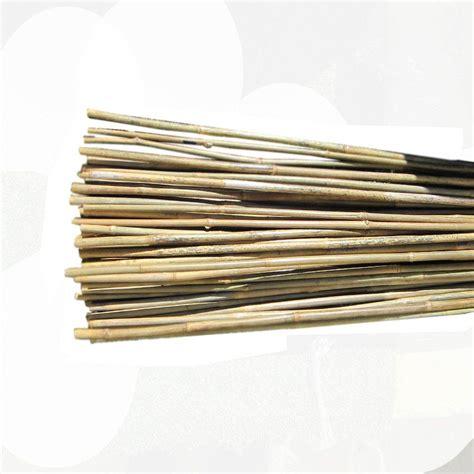 backyard  scapes     ft natural bamboo poles