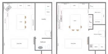 open kitchen house plans all the laundry room plans chris