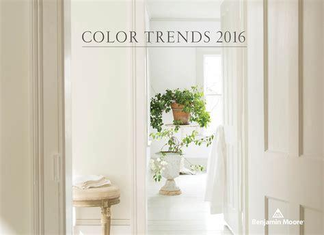 trendsetter interiors benjamin moore color trends 2016