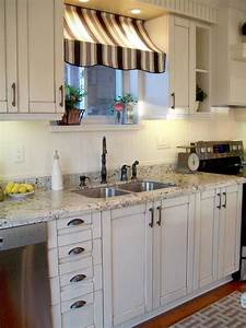 cafe kitchen decorating pictures ideas tips from hgtv With kitchen colors with white cabinets with travis scott wall art