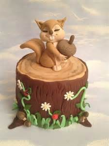 fisherman cake topper squirrel cake squirrel cakes cakes fondant figures