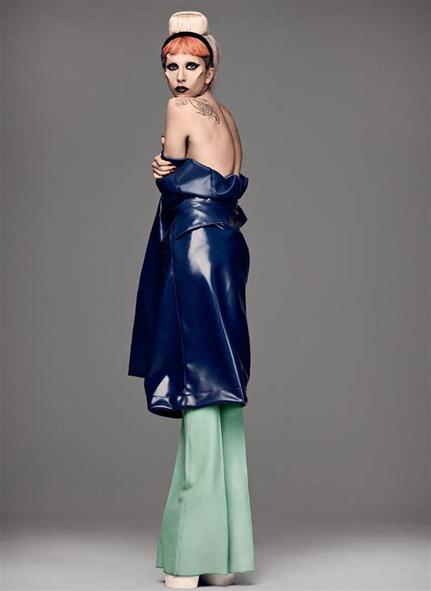 id Magazine  Lady Gaga Photo (20277596) Fanpop