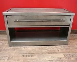 Meuble Tv Beton : meuble tv b ton avec tiroir meuble tv design ~ Teatrodelosmanantiales.com Idées de Décoration