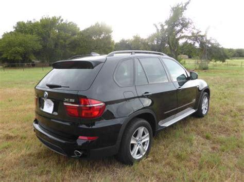 Buy Used Bmw X5 Xdrive35d Sport Utility 4door In Houston