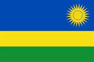 ルワンダ:ルワンダの国旗- - 無料で使えるフリー素材集