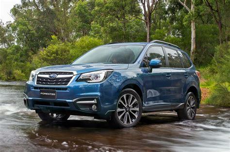 スバル•フォレスター subaru foresutā) is a compact crossover suv (sport utility vehicle) that's been manufactured since 1997 by subaru. Subaru Forester 2.0i-L 2017 review: snapshot   CarsGuide