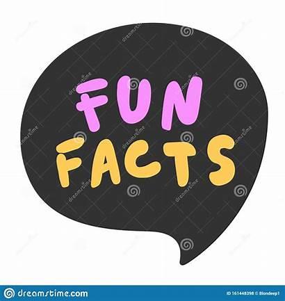 Facts Fun Sticker Social Fact Card Pop