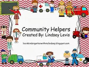 Lovin' Kindergarten With Mrs. Lindsey: Community Helpers ...
