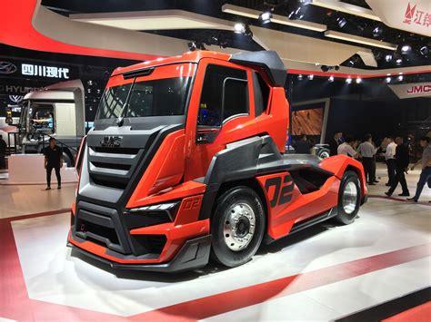 concept truck jmc trucks autos post