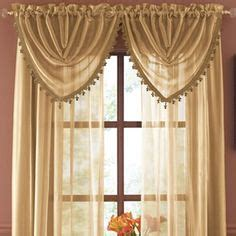 Jc Penney Curtains Chris Madden by Chris Madden 174 Draperies Bethany Waterfall Valance