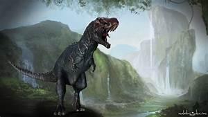 jurassic, world, t, rex, wallpaper, , 77, , images