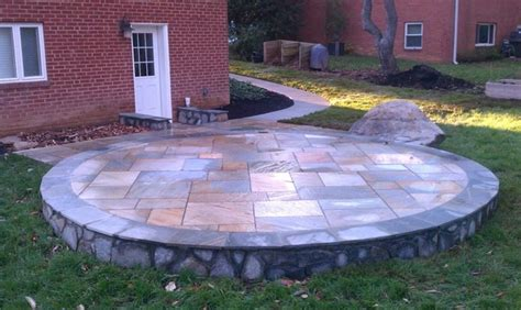 flagstone patio falls church va