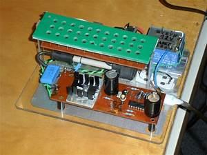 Ozone Generator High Power Ionizer Circuit