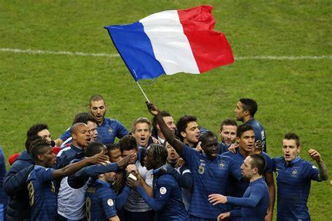 Au delà du Brésil les Bleus visent leur Euro en 2016