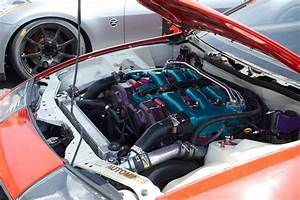 Cleanest 300zx Engine Bay