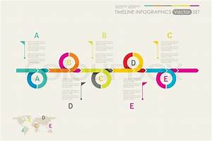 Time Line Design  Can Be Used For