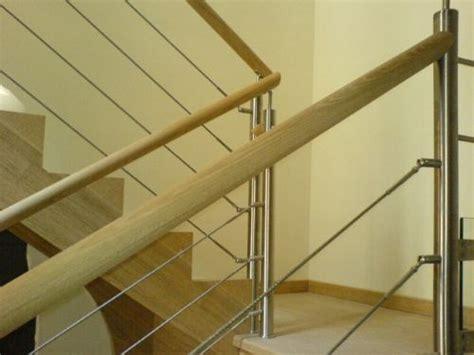 cable inox pour escalier escalier avec cables inox limon d 233 coup 233