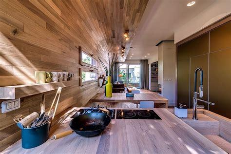 appartement cuisine americaine appartement cosy tel aviv cuisine américaine tout en bois