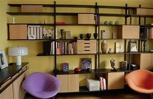 Caisson Bibliotheque Modulable : biblioth que caissons ~ Edinachiropracticcenter.com Idées de Décoration