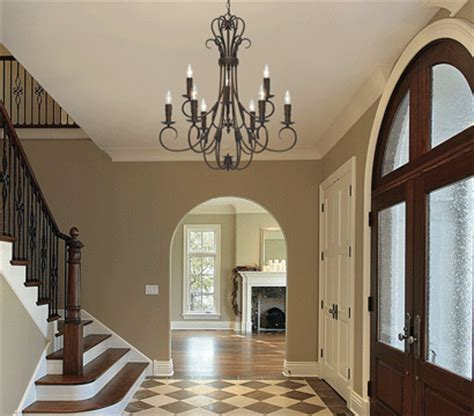 how to buy a foyer chandelier